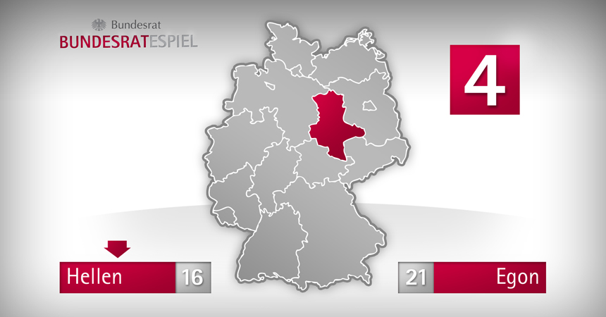 BUNDESRATespiel Game – which state brings the most points?