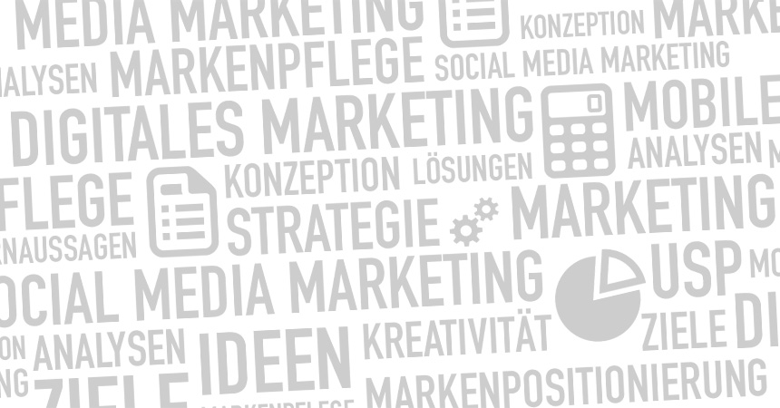 Digitales Marketing: Markenpositionierung online, Strategie, Konzeption.