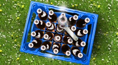 The Beer-case Game - our newest Flash game for Weihenstephan.